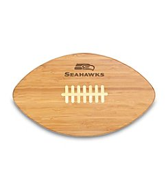 NFL® Seattle Seahawks Touchdown Pro! Engraved Cutting Board