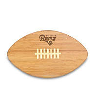 Picnic Time® NFL® Touchdown Pro! Cutting Board - St. Louis Rams Engraved
