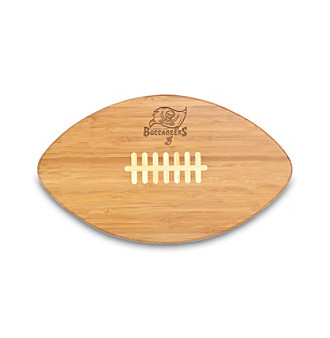 Picnic Time® NFL® Touchdown Pro! Cutting Board - Tampa Bay Buccaneers Engraved