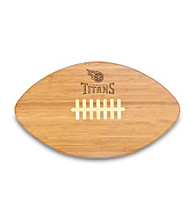 Picnic Time® NFL® Touchdown Pro! Cutting Board - Tennessee Titans Engraved