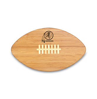 Picnic Time® NFL® Touchdown Pro! Cutting Board - Washington Redskins Engraved