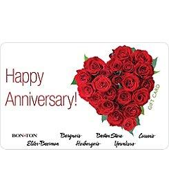 Gift Card - Anniversary
