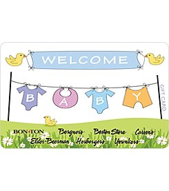 Gift Card - Welcome Baby