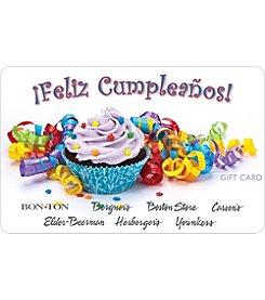Gift Card - Feliz Cumpleaños
