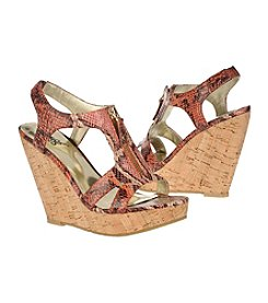 "Carlos by Carlos Santana ""Pursuit"" Wedge Sandals"