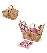 Picnic Time® Baltimore Ravens Piccadilly Picnic Basket