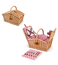 Picnic Time® Detroit Lions Piccadilly Picnic Basket