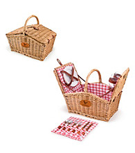 Picnic Time® Houston Texans Piccadilly Picnic Basket