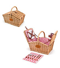Picnic Time® Kansas City Chiefs Piccadilly Picnic Basket