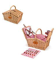 Picnic Time® Minnesota Vikings Piccadilly Picnic Basket