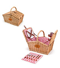 Picnic Time® New Orleans Saints Piccadilly Picnic Basket