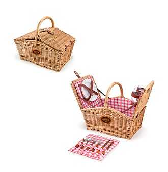 Picnic Time® New York Jets Piccadilly Picnic Basket