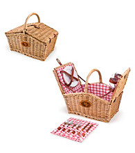 Picnic Time® San Francisco 49ers Piccadilly Picnic Basket