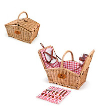 Picnic Time® Washington Redskins Piccadilly Picnic Basket