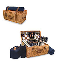 Picnic Time® Carolina Panthers Windsor Picnic Basket