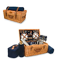 Picnic Time® Denver Broncos Windsor Picnic Basket