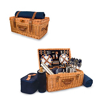 Picnic Time® Detroit Lions Windsor Picnic Basket