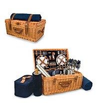Picnic Time® Oakland Raiders Windsor Picnic Basket