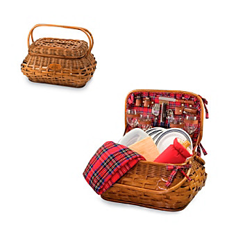Picnic Time® Tampa Bay Buccaneers Highlander Picnic Basket