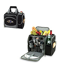 Picnic Time® Baltimore Ravens Malibu Insulated Picnic Pack
