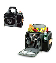 Picnic Time® Oakland Raiders Malibu Insulated Picnic Pack