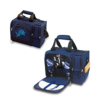 Picnic Time® Detroit Lions Malibu Insulated Picnic Pack