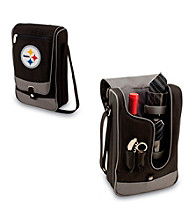 Picnic Time® Pittsburgh Steelers Barossa Wine Tote