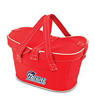 Picnic Time® New England Patriots Mercado Insulated Basket