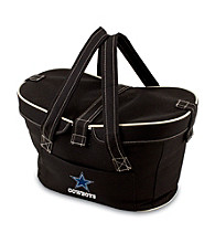Picnic Time® Dallas Cowboys Mercado Insulated Basket
