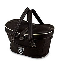 Picnic Time® Oakland Raiders Mercado Insulated Basket