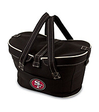 Picnic Time® San Francisco 49ers Mercado Insulated Basket