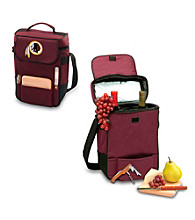 Picnic Time® NFL® Duet Insulated Tote - Washington Redskins Digital Print