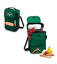 Picnic Time® NFL® Duet Insulated Tote - New York Jets Digital Print