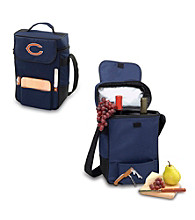 Picnic Time® NFL® Duet Insulated Tote - Chicago Bears Digital Print