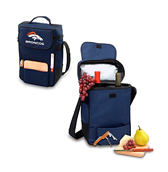Picnic Time® NFL® Duet Insulated Tote - Denver Broncos Digital Print