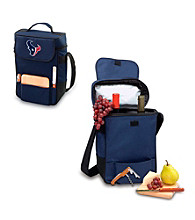Picnic Time® NFL® Duet Insulated Tote - Houston Texans Digital Print