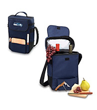 Picnic Time® NFL® Duet Insulated Tote - Seattle Seahawks Digital Print