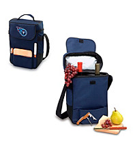 Picnic Time® NFL® Duet Insulated Tote - Tennessee Titans Digital Print