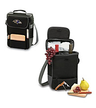 Picnic Time® NFL® Duet Insulated Tote - Baltimore Ravens Digital Print