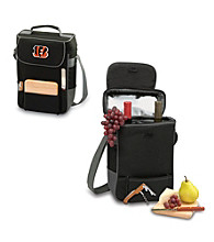 Picnic Time® NFL® Duet Insulated Tote - Cincinnati Bengals Digital Print