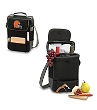 Picnic Time® NFL® Duet Insulated Tote - Cleveland Browns Digital Print