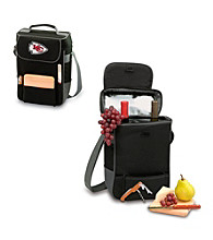 Picnic Time® NFL® Duet Insulated Tote - Kansas City Chiefs Digital Print