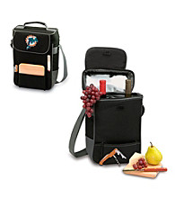 Picnic Time® NFL® Duet Insulated Tote - Miami Dolphins Digital Print