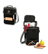 Picnic Time® NFL® Duet Insulated Tote - New Orleans Saints Digital Print