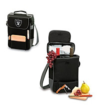 Picnic Time® NFL® Duet Insulated Tote - Oakland Raiders Digital Print