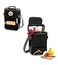 Picnic Time® NFL® Duet Insulated Tote - Pittsburgh Steelers Digital Print