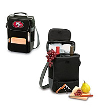 Picnic Time® NFL® Duet Insulated Tote - San Francisco 49ers Digital Print