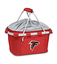 Picnic Time® NFL® Metro Basket - Atlanta Falcons Digital Print