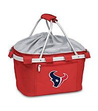 Picnic Time® NFL® Metro Basket - Houston Texans Digital Print