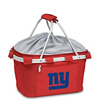 Picnic Time® NFL® Metro Basket - New York Giants Digital Print